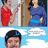 Page 2 Image 1.th - Savita bhabi Episode 1 Bra Salesman
