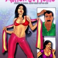Page 1 Image 13ca59.th Savita Bhabhi Episode 15 : Ashok at Home