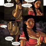 Page 10 Image 10d35b5.th Savita Bhabhi Episode 6 : Virginity Lost