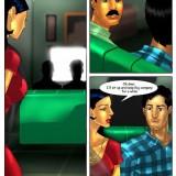 Page 13 Image 12.th Savita Bhabhi Episode 4 : Visiting Cousin