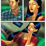 Page 15 Image 14.th Savita Bhabhi Episode 4 : Visiting Cousin