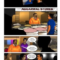 Page 15 Image 155d618.th Savita Bhabhi Episode 15 : Ashok at Home
