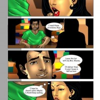 Page 19 Image 197164a.th Savita Bhabhi Episode 15 : Ashok at Home