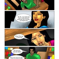 Page 21 Image 21e7829.th Savita Bhabhi Episode 15 : Ashok at Home
