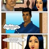 Page 3 Image 3cdc39.th Savita Bhabhi Episode 5 : Manoj ki Maalish