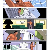 Page 4 Image 4ebacd.th Savita Bhabhi Episode 15 : Ashok at Home