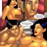 Page 58 Image 57.th Savita Bhabhi Episode 4 : Visiting Cousin
