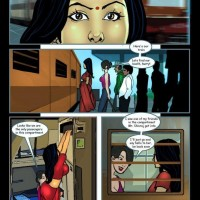 Page 6 Image 6c72d7.th - Savita Bhabhi Episode 14 : Sexpress