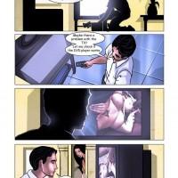 Page 8 Image 8b3e36.th Savita Bhabhi Episode 15 : Ashok at Home