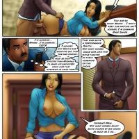 Page 10 Image 10.th Savita Bhabhi   Episode 34: Sexy Secretary 2