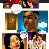 Page 14 Image 13f70e6.th Savita Bhabhi   Episode 27: The Birthday Bash