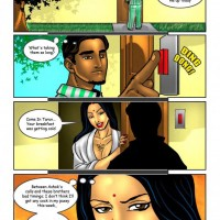 Page 17 Image 16.th Savita Bhabhi Episode 17 : Double Trouble Part 2