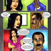 Page 2 Image 1.th Savita Bhabhi Episode 17 : Double Trouble Part 2