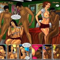 Page 23 Image 22cbb3a.th Savita Bhabhi   Episode 27: The Birthday Bash