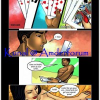Page 25 Image 24.th Savita Bhabhi Episode 17 : Double Trouble Part 2