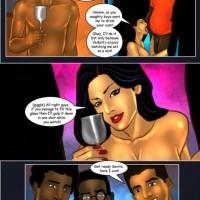 Page 25.th Savita Bhabhi Episode 33: Sexy Summer Beach
