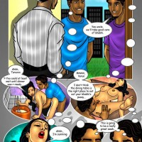 Page 3 Image 2.th Savita Bhabhi Episode 17 : Double Trouble Part 2