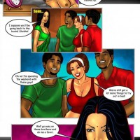 Page 41 Image 40.th Savita Bhabhi Episode 24: The Mystery of TWO!