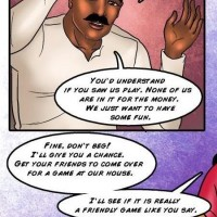 Page 448d68.th Savita Bhabhi   Episode 36: Ashoks Card Game