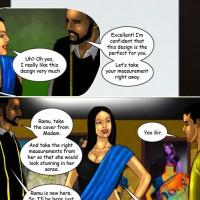 Page 5 Image 4b6d32.th Savita Bhabhi   Episode 32: SBs Special Tailor