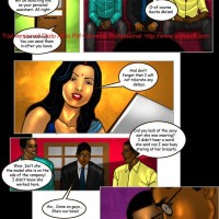 Page 6 Image 56616b.th Savita Bhabhi Episode 29: The Intern