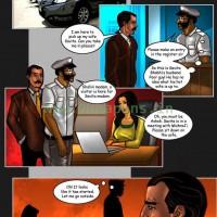 Page 7 Image 6c5df1.th Savita Bhabhi   Episode 28: Business OR AND Pleasure