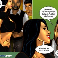 Page 8 Image 10.th Savita Bhabhi   Episode 32: SBs Special Tailor