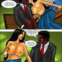Page 8 Image 73e353.th Savita Bhabhi   Episode 28: Business OR AND Pleasure