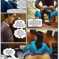 Page 9 Image 9.th Savita Bhabhi   Episode 34: Sexy Secretary 2