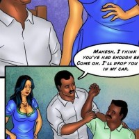 Page 9e0be4.th Savita Bhabhi   Episode 36: Ashoks Card Game