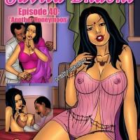 01.th Savita Bhabhi   Episode 40: Another Honeymoon