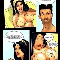 Page 10.th - Savita Bhabhi in Goa Episode 1