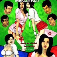 Page 15aafb.th - Savita Bhabhi in Goa Episode 4
