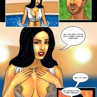Page 17.th Savita Bhabhi in Goa   Part 1