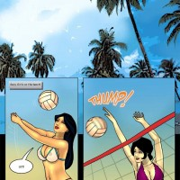 Page 2f71a4.th Savita Bhabhi in Goa   Part 4