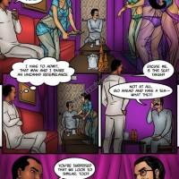 Page 4 Image 4.th Savita Bhabhi Episode 43
