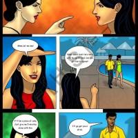 Page 44064d.th Savita Bhabhi in Goa   Part 3