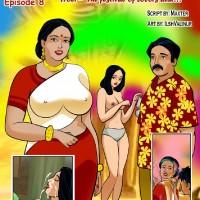 "1283c0.th Velamma Comics Episode 8 : Holi – ""The festival of colors and…"""