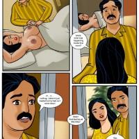 "36.th Velamma Comics Episode 8 : Holi – ""The festival of colors and…"""