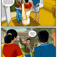 Page 13 Image 12.th Velamma Episode 1: The Beginning