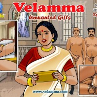 1.th Velamma Episode 16 : Unwanted Gifts