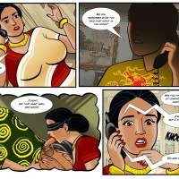 7.th Velamma Episode 16 : Unwanted Gifts