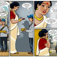 8.th Velamma Episode 16 : Unwanted Gifts