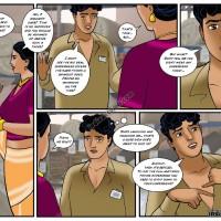 """19355e5.th Velamma Episode 38 : """"Finding a New Mattress"""""""