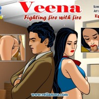 102715.th Veena Episode 7 : Fighting Fire With Fire