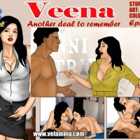 1063e5.th Veena Episode 8 : Another Deal to Remember