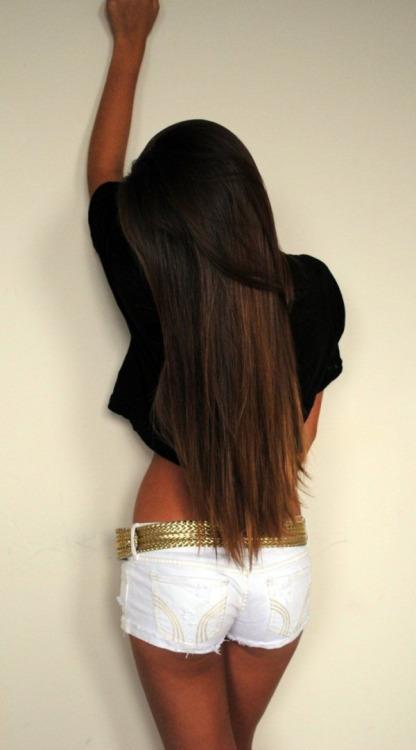 красивые фото девушек со спины до пояса