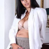 Big Boobs Indian Bhabhi Strips Her Clothes 1.th Hot office secretary stripping naked exposing big tits photos