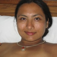 5b31a0160115714.th Manipur wife nude in bed showing hairy pussy and boobs