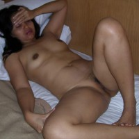 2119435483.th Indian college girl stripping nude exposing shaved pussy